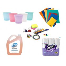 Office Supplies And Disposables