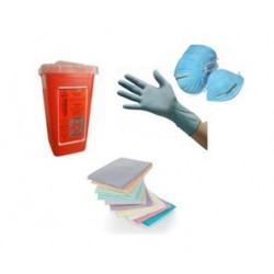 Infection Control: Disposables/ Sterilization/ Barriers
