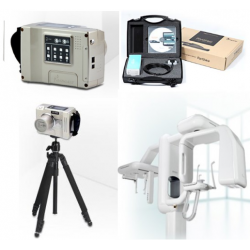 2D, 3D Portable X-Ray Units