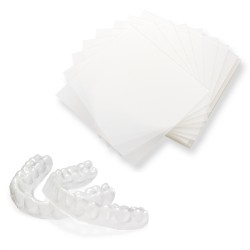 Clear Aligner-Retainer Sheets (Vaccuforms)
