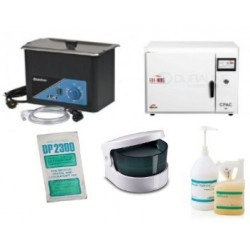 Ultrasonic Cleaners / Cleaners & Solutions